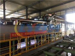 Vollautomatischer Reifen-Plastik, zum der Maschine zu ölen, die Pyrolyse-Maschine aufbereitet