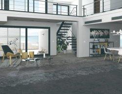 Mosaico de alfombras de nylon con PVC respaldo/Hotel/modelo comercial de Mar 86603