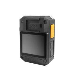 9horas de duración de la cámara del cuerpo de trabajo Mini DVR grabador resistente al agua de la versión de noche