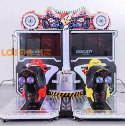 Driving Simulator Motorrad Konsole Spielen /Videospiel Maschine Auto/Indoor/ Arcade /elektronisch/TT-Rennen/Münzbetrieb/Autorennen/Motorrad-Rennen für Unterhaltung
