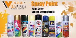 Todos os efeitos Multi Aerossol Cor Tinta Spray Cromado