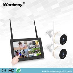 Neue 2CH 2.0MP WiFi NVR Installationssätze mit dem 7 Zoll-Bildschirm