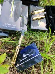 Nouvelle arrivée d'herbe sèche Vape Pen V12 plus sinueux Blunt tuyau Tuyau de verre 7Gpipe