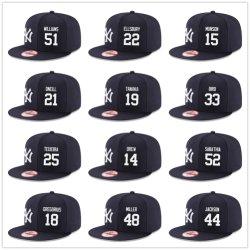 Honkbal GLB van de Hoed van New York van de Mensen van de douane het Yankees Gepaste