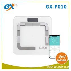 Escala de peso da gordura corporal Bluetooth (GX-F010)