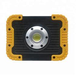 Nachladbares PFEILER Arbeits-Licht, 10W 900 beweglicher Scheinwerfer des Lumen-LED für Auto-Inspektion, Notleuchte, Caming im Freienlampe