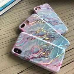 Qualität fertigen Zelle/Handy-Deckel/Kästen für iPhone 8/X/Xs/Xs maximales Samsung S10/S9/S8s7 plus kundenspezifisches Handy-Zusatzgerät/Fall des Wasser-ÜbergangsIMD kundenspezifisch an