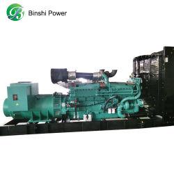 Fabrik Preis Elektro Start Kraftstofftank Dieselgenerator 138kVA Leistung Anlage