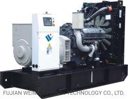 Utilisation des terres de 375kVA MTU de démarrage du moteur électrique de type ouvert générateur diesel de puissance