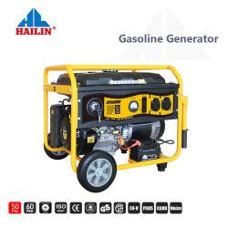 6000W de potencia súper tranquilo gasolina/Gasolina generador con certificación CE/RoHS