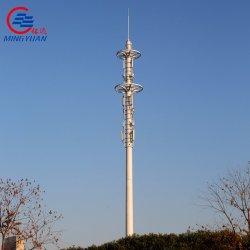 موجة دقيقة مضلّعة [مونوبول] برج الصين حارّ انحدار عمليّة غلفنة
