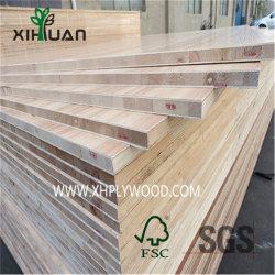 1220*2440 et mobilier en bois de placage de matériaux de construction Blockboard