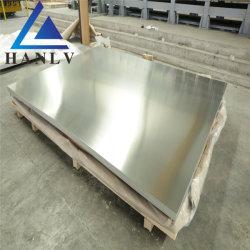Strato di alluminio/di alluminio per costruzione (1050, 1060, 1100, 2014, 2024, 3003, 3004, 3105, 4017, 5005, 5052, 5083, 5754, 5182, 6061, 6082, 7075, 7005)