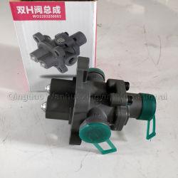 Getriebeteile, doppeltes H-Ventil