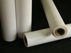 100% poliéster material textil para impresoras de inyección de tinta Banner el material de base de Tela bandera