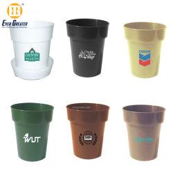 Novo Design OEM de boa qualidade e Flor de plástico Pot
