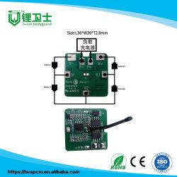 Schutz-Satzbaugruppe des Schaltkarte-Lieferanten-4s 14.8V BMS für Batterie LiFePO4 mit Ntc