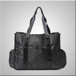 Bolsas de leve e unissexo para homens e mulheres como Crossbody Bag e saco ao ombro, adequado para Sacola de Compras, saco de desporto