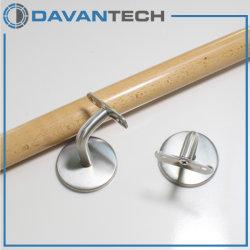洗面所の安全グラブ棒のためのOEMのステンレス鋼の柵のポスト