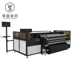 La industria de inyección de tinta directa Digital de Alta Velocidad de impresión textil Equipo para el mercado de Bengala (YSR 1808)