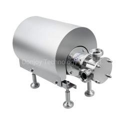 Pompa flessibile sanitaria di trasferimento della pompa della ventola dell'acciaio inossidabile per il camion