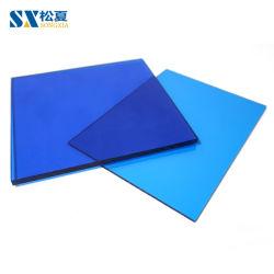 Commerce de gros 3mm toit transparent feuille solide en polycarbonate