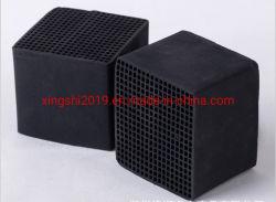 Угольный блок пористый фильтр для очистки воздуха