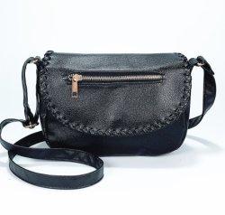 Дамы быть Веганом провод фиолетового цвета кожи креста буртиком корпуса сумки для женщин/женщина дамской сумочке
