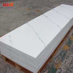 Textura de la pared de baño con ducha Solid Surface de acrílico de Corian