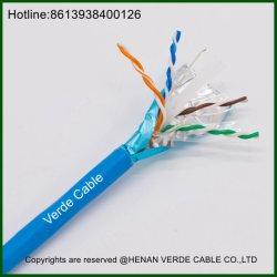 Cavo di dati schermato audio altoparlante dello strumento dei cavi di Ethernet di controllo di comunicazione del segnale della rete del ftp Cat5e CAT6 di UTP