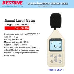 소음 수준 측정기, 소음 측정기, 수준 측정 기기 소음 측정기 Be814
