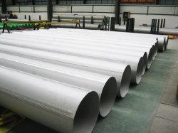 Tubo dell'acciaio inossidabile della saldatura ss della costruzione del rifornimento della fabbrica della Cina