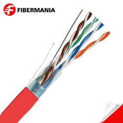 Meilleur prix en usine STP CAT5E de câble en vrac solide gaine en PVC en cuivre nu câble LAN du réseau