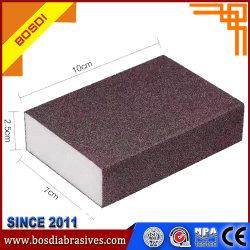 Laver et nettoyer en microfibre Auto éponge abrasive Pad (CN1452)