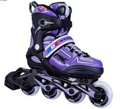 Professional PU Rodas Inline Roller roda 70 mm agressiva patins em linha