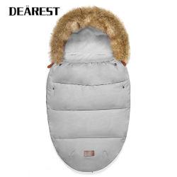 Детский теплый спальный мешок, хлопка и толстые Спальный мешок