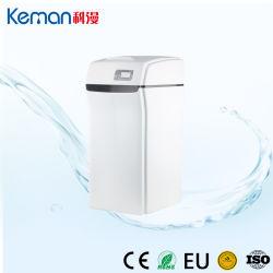 大きい流量の世帯シャワーのための自動制御弁が付いている磁気水軟化剤システム