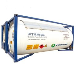 6.5kg het beschikbare Gas R600A van het Koelmiddel van het Isobutaan van de Verkoop van de Fabriek van de Cilinder