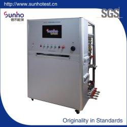La temperatura normal de la válvula de agua de la prueba de fugas de alta y baja/Equipo de prueba