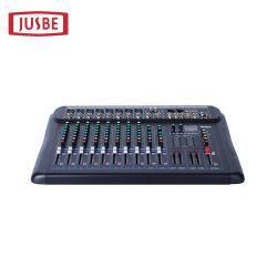 Ali Baba bonne vente Console mélangeur audio numérique 12 canaux canal DSP