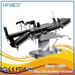 Tavolo operatorio universale idraulico di disegno professionale di alta qualità (HFMH3008AB)