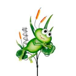 Commerce de gros insectes en métal forme Pluviomètre Garden l'artisanat pour jardin/pelouse/décoration de triage