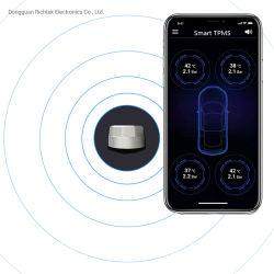 Universele Draadloze Bluetooth TPMS voor Motorfiets met Androïde en iPhone