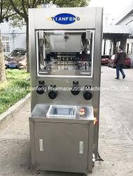 Shanghai Tianfeng ZP17e ZP15e de tipo rotativo Lab utilizan pequeños de 2 capas de prensa de tableta con CE