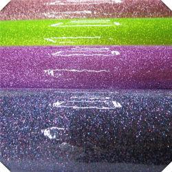 Glitter PU tissu non tissé pour mariage /partie /Décoration /Arts and Crafts /Accessoires textile