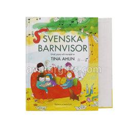 La impresión de alta calidad profesional precio barato de los niños la impresión de libro infantil
