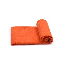 De populairste Badhanddoek van Microfiber van de Wafel die in de Doos van de Gift wordt geplaatst