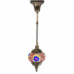 宴会ホールのための装飾的な芸術デザインインテリア・デザインのガラスストリップの装飾的な天井のペンダント灯