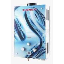 Glasgas Geiser Warmwasserbereiter-Thermoelement-Regler-Thermostat-Ventil-Drehknopf [Jsd-Gcf1]