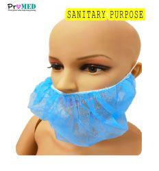 PP non tissé barbe masque jetable